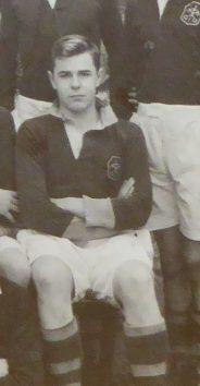 1942  Rugby  John  Brian  Dickins