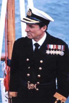 Sir  Miles  Wingate  Trinity  House Uniform