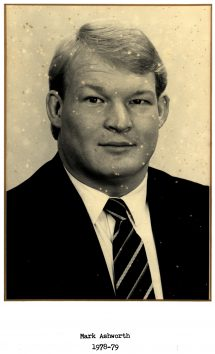 1978 Mark Ashworth
