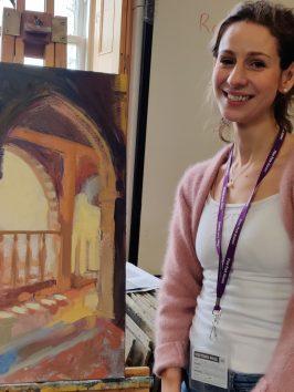 2002 Rachel Wright Art Society Feb 2020