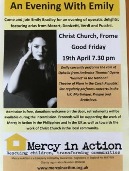 2006 Emily Bradley In Frome Concert