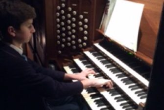 Organ Recitals in Bath Abbey desc